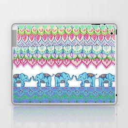 Tiny Circus Elephants Laptop & iPad Skin