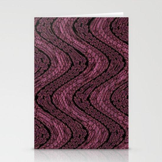 Pink Snake Stationery Cards