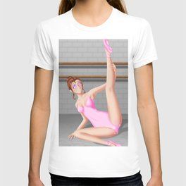 Victoria In Leotard NSFW T-shirt