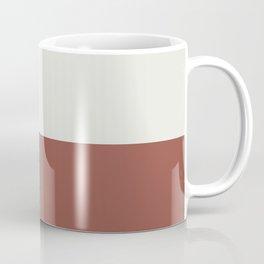 Squares Earth Coffee Mug