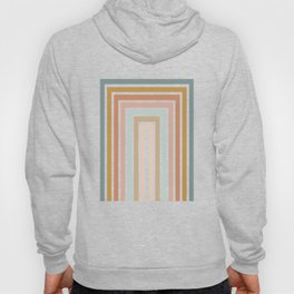Geometric Rainbow 116 Hoody
