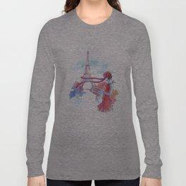 La Vie Parisienne Long Sleeve T-shirt