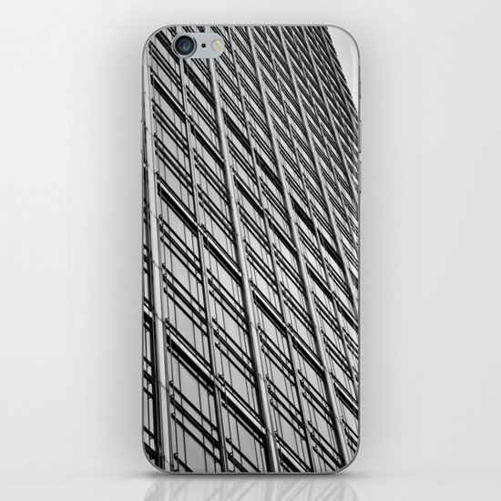 Skyscraper Abstract iPhone & iPod Skin