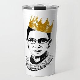 RBG Notorious Travel Mug