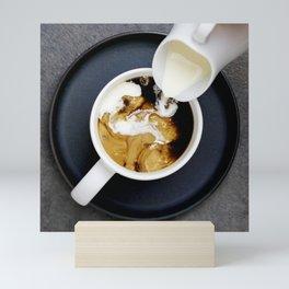 Coffee and Cream Mini Art Print