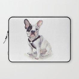 Humphrey the French Bulldog Laptop Sleeve