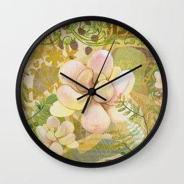 Grenada Garden Wall Clock