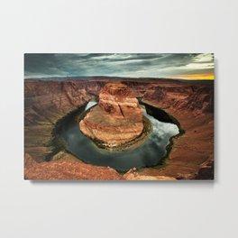 Horseshoe Bend, Arizona Metal Print