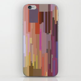 Verticales iPhone Skin