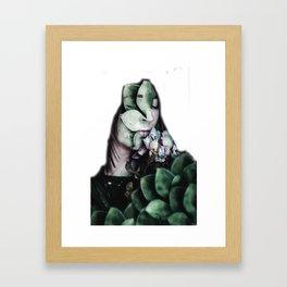 sflsfsdfs Framed Art Print
