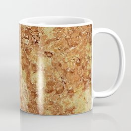 Polished Marble Stone Mineral  Abstract Texture 3 Coffee Mug