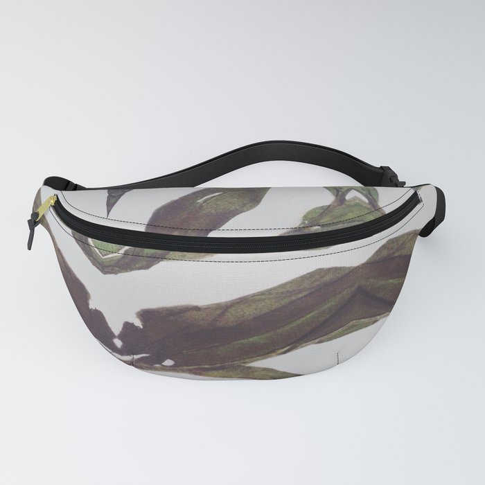 Olive Wings Fanny Pack
