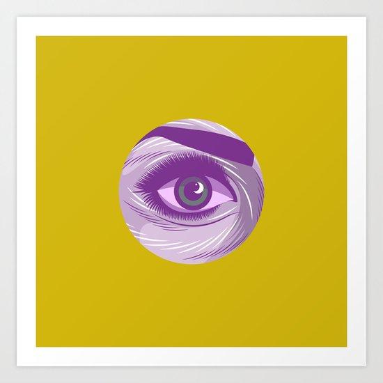 // EYE-SPY // Art Print