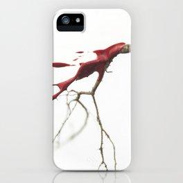 INJURY iPhone Case