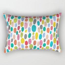 Multi color pattern Rectangular Pillow
