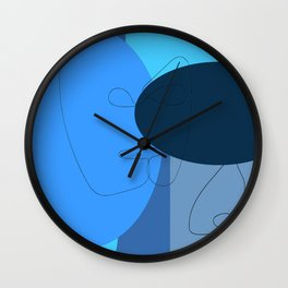 What do you see? Wall Clock
