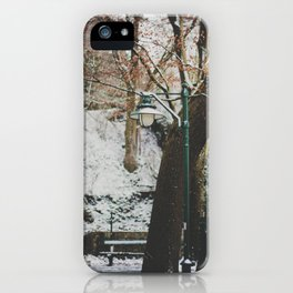 linz 15 iPhone Case