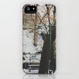 linz 15 iPhone Case
