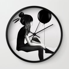 No Such Thing As Nothing Wall Clock