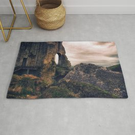 Defeated by Time Rug