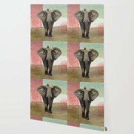 King Baba the Elephant Wallpaper