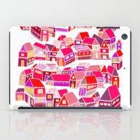 home sweet home iPad Cases featuring Home Sweet Home by Shakkedbaram