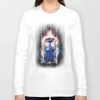 tardis Long Sleeve T-shirts featuring Tardis by jasric