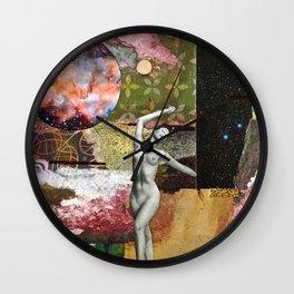 Even Venus Got Her Heart Broken At Times Wall Clock