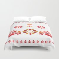 friendship Duvet Covers featuring Friendship by Daneisha