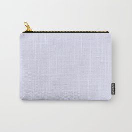 color lavender Carry-All Pouch