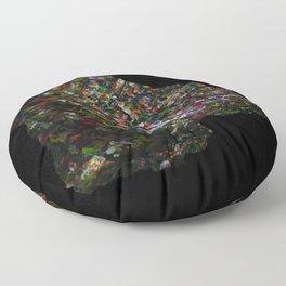 Conque cap Madinn' Floor Pillow