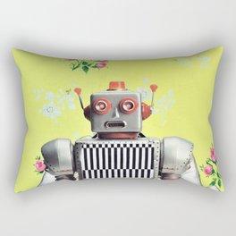 Hands On Automaton (Robot) Rectangular Pillow