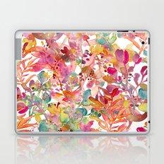 watercolor meadow Laptop & iPad Skin