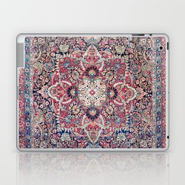 Kashan Central Persian Rug Print Laptop & iPad Skin