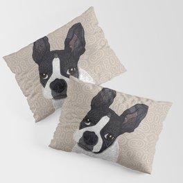 Boston Terrier 2015 Pillow Sham