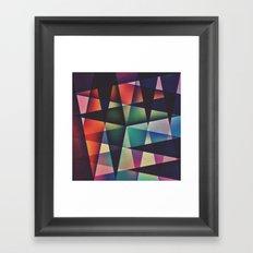 tyltyd wyndww Framed Art Print