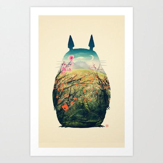 rarara Art Print