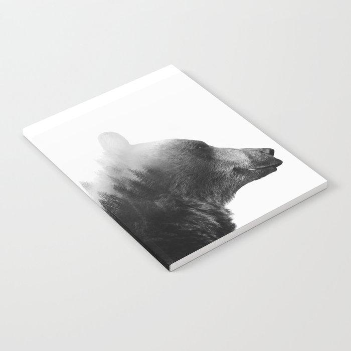 Big Bear Notebook