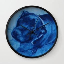 Rex Begs Wall Clock