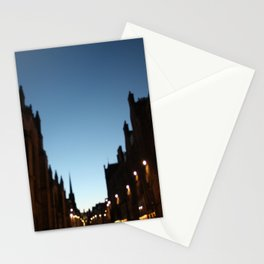 The Blur of Edinburgh. Stationery Cards