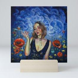 Opium Mini Art Print