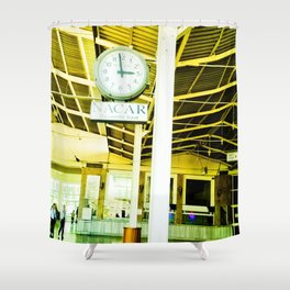 Weather going fast. Shower Curtain