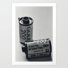35mm Art Print