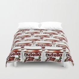 Nutella-63 Duvet Cover