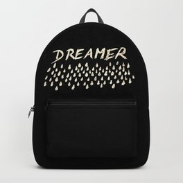 DREAMER #1 #typo #drawing #decor #art #society6 Backpack