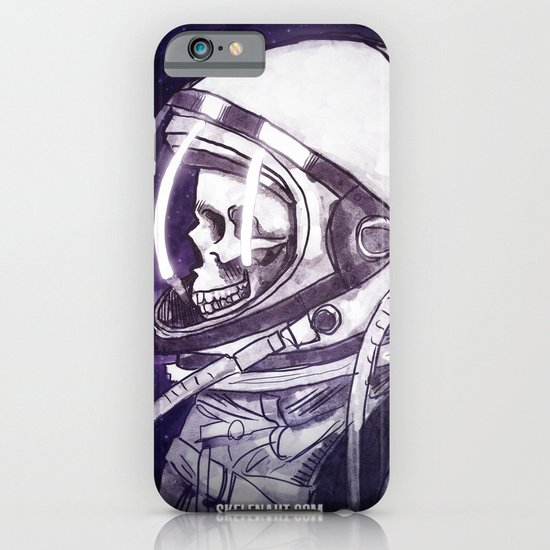 Skelenaut II iPhone & iPod Case