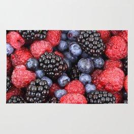 forest fruit Rug