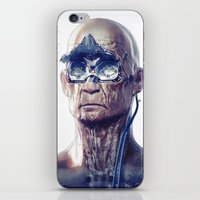 android iPhone & iPod Skins featuring Android by Ben Mauro