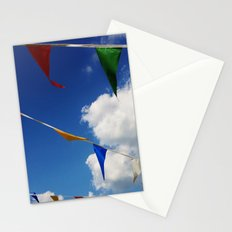 Happy Flags Stationery Cards