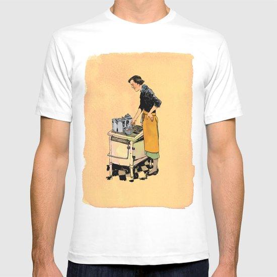 Saint Julia, Patroness of Kitchens T-shirt